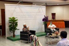 Kapolda sampaikan tausyah agama di PLN Maluku dan Malut