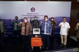 UI serahkan bantuan ventilator COVENT-20 kepada BNPB