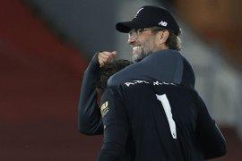 Juergen Klopp puji performa fantastis timnya Liverpool