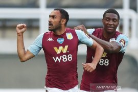 Aston Villa imbangi Newcastle 1-1
