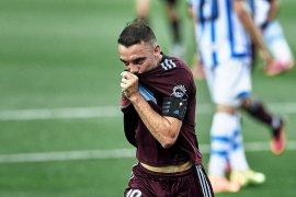 Celta perlebar jarak aman degradasi kalahkan Real Sociedad 1-0