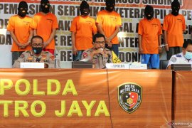 Polisi ringkus sindikat pemalsu sertifikat pelaut