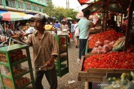 Pedagang pasar tradisional Balikpapan positif COVID-19 meninggal dunia
