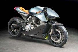 Produsen mobil Aston Martin uji sepeda motor AMB 001