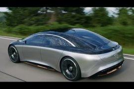 Mercedes-Benz dan NVidia segera luncurkan mobil swakemudi cerdas