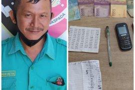 Polsek Binjai Utara tangkap pelaku togel Sidney dan Hongkong