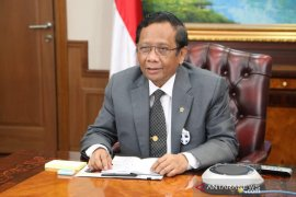 Menko Polhukam Mahfud MD minta KPK aktif awasi Pilkada serentak