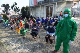 BIN temukan 16 orang reaktif saat tes cepat di Bandung