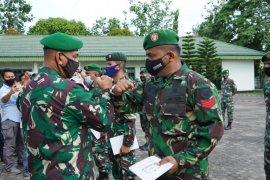 Danrem 042/Gapu lepas pasukan Satgas Teritorial ke Papua