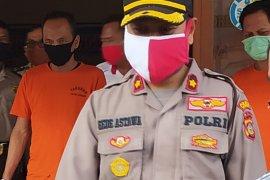 Lima residivis kasus pencurian di Bali diancam lima tahun penjara