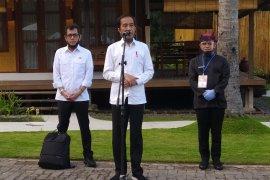Presiden Jokowi apresiasi pelibatan penuh masyarakat di pariwisata Banyuwangi