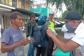 Tim gabungan di Banda Aceh razia masyarat abaikan protokol kesehatan