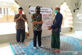 PMI beri pelatihan santri di Jember Jatim cara meracik disinfektan yang aman