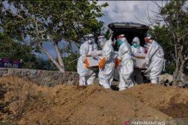 PDP asal Tumbukan Banyu Daha Selatan meninggal, total kasus kematian pasien jadi 15 orang
