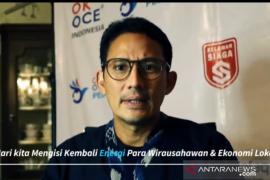Pengusaha Sandiaga Uno harap pemerintah reorientasi sektor ekonomi sikapi COVID-19