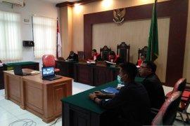 Satpam hotel di Ambon divonis 6,5 tahun penjara karena kasus ganja