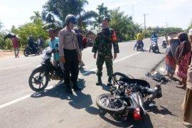 Kecelakaan maut tewaskan kakek diruas jalan nasional Banda Aceh-Medan