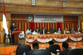 Pesan Plt Gubernr Aceh untuk Tgk Amran