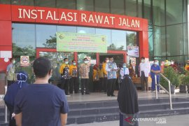 539 patients recover from COVID-19 in South Kalimantan