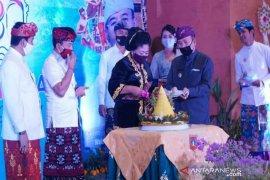 Pemkab Karangasem rayakan Hari Jadi Kota Amlapura secara virtual