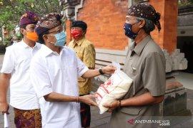 Jamin ketersediaan beras, Gubernur Bali kembangkan Lumbung Pangan