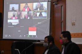 Sidang vonis kasus penusukan Wiranto