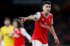 Gabriel  Martinelli dipastikan tidak akan perkuat Arsenal lagi musim ini