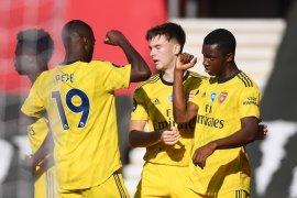 Liga Inggris, Arsenal kembali ke jalur kemenangan bawa tiga poin dari Southampton