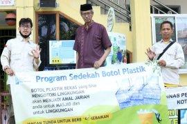 Sedekah Botol Plastik: Sinergi Komunitas Plastik Untuk Kebaikan dengan Dewan Kemakmuran Masjid dan Sekolah