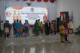 Hari jadi ke-13 Kayong Utara di tengah pandemi COVID-19