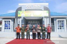 Danlanal Palembang terima hibah Pos TNI-AL Kuala Tungkal