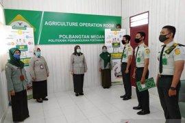 BPM-BEM-HMJ Pertanian dan Perkebunan Polbangtan Medan dilantik