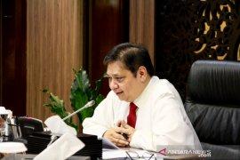 Menteri Airlangga sebut ekonomi mulai menguat karena adanya normal baru