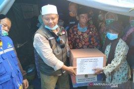 Pemprov Jabar salurkan bantuan untuk korban bencana longsor di Tasikmalaya