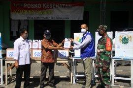 Bantuan IOM untuk warga terdampak COVID-19