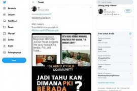 Hoaks, Megawati minta Jokowi pecat Anggota TNI yang razia buku PKI