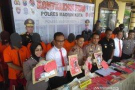 Polres Madiun Kota ungkap 23 kasus narkoba