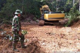 Lewat TMMD Kodim 0211/TT buka jalan sepanjang 3.900 meter di Tapteng