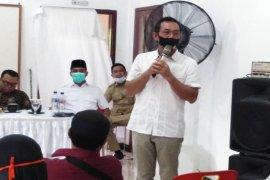 Gus Irawan Pasaribu: Masalah COVID-19 tidak bisa diselesaikan pemerintah sendiri