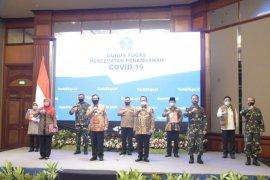 Mendagri apresiasi Pemkot Surabaya gelar tes cepat COVID-19 massal