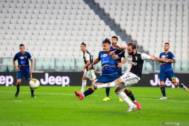 Juve bungkam Lecce empat gol tanpa balas