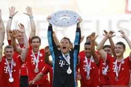 Ini klasemen akhir Liga Jerman musim 2019/2020