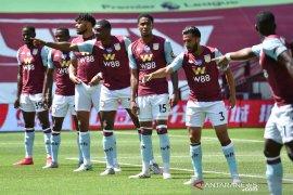 Liga Inggris: Villa ingin ulangi performa laga pertama kontra Liverpool musim ini