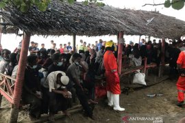 ICGR apresiasi nelayan Aceh selamatkan warga Rohingya
