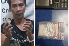 Polisi Hinai Langkat tangkap pemilik sabu-sabu