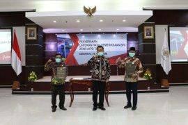 LKPD lima daerah di Jatim raih opini WTP dari BPK