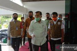 Jusuf Kalla imbau masyarakat bisa kendalikan diri meskipun PSBB dilonggarkan