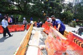Polrestabes Bandung masih belum berencana buka CFD