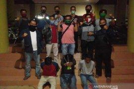 Peredaran narkoba diungkap BNN Banjarbaru saat peringatan HANI