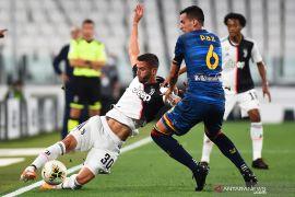 Juve bantai Lecce 4-0